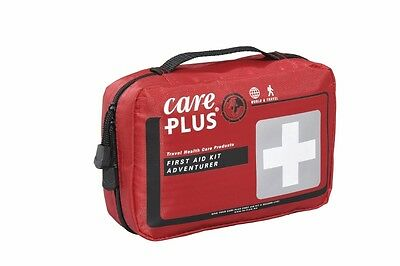 Care Plus ADVENTURER First Aid Kit Camping Travel Climbing