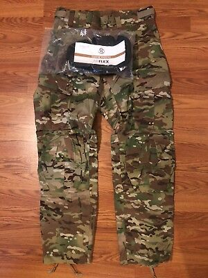 Acp Multicam Sf Issue Army Combat Pants W/ Crye Precision Knee Pads Med Reg Nwot