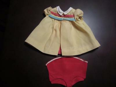 Mattel  Vintage Nursery School Dress Tagged For CHATTY CATHY FREE SHIPPING