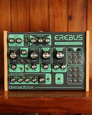 Dreadbox Erebus V2 Analog Paraphonic Synthesizer