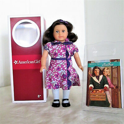 American Girl mini-doll Ruthie in box w/book - Retired - excellent