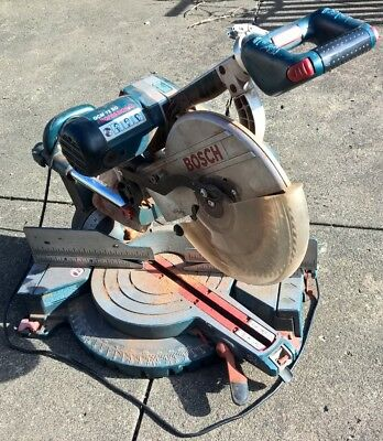 Bosch GCM 12 SD Professional 305mm Double Bevel Sliding Mitre Drop Saw RRP $899