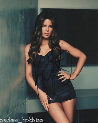 Kate Beckinsale Autographed Signed 8x10 Photo COA F
