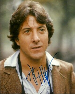 Dustin Hoffman Autographed Signed 8x10 Photo COA