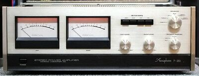 Accuphase power amplifier P-250