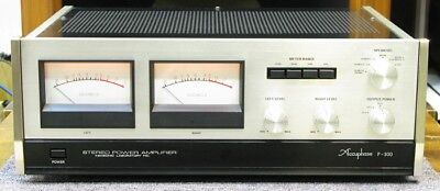 Accuphase power amplifier P-300
