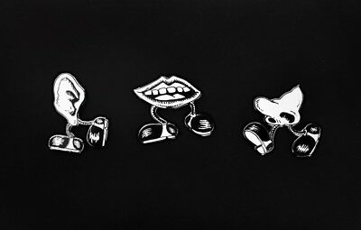 Jim Pollock Pin Set Official Limited Edition