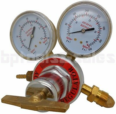 Acetylene Gas Welding Welder Regulator Pressure Gauge Victor Type Cutting CGA200