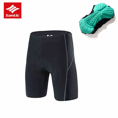 Santic Cycling 4D Padded Shorts Bike Short Pants Casual Shorts For Summmer