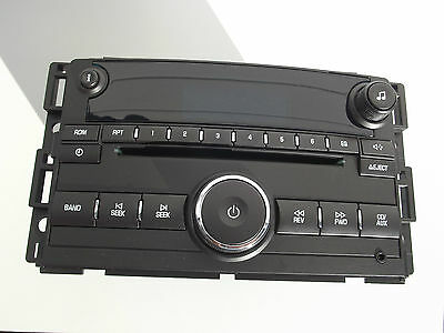 2011 Chevrolet HHR CD MP3 player AM-FM Stereo W/aux plugin low kms nice OEM deck