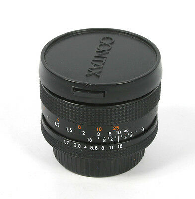 Carl Zeiss Planar T* 50mm f1.7 Contax / Yashica mount GREAT CONDITION