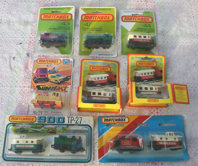 Matchbox OVP Konvolut 43 / 47 / 44 / 75 / TP-27 etc. TOP Zustand Superfast