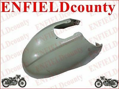 New Lambretta Li Primer Coated Front Mudguard Unit Scooter Scoot @aus
