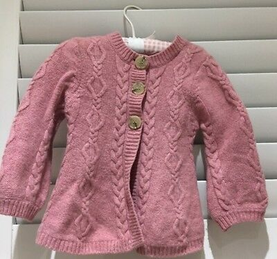 Country Road Wool Cardigan Girls Size 7