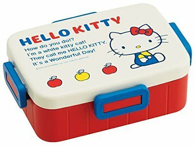 Skater 4-point lock lunch box 650ml lunch box Hello Kitty 70s Sanrio YZFL7