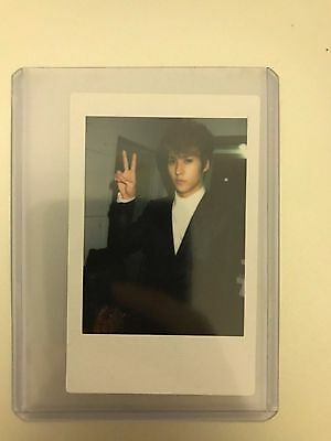 BEAST B2ST HIGHLIGHT DONGWOON 2012 Beautiful Show Official Polaroid/ Photocard