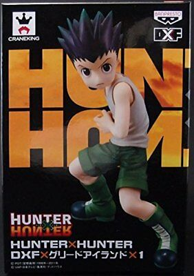 *Banpresto Hunter X Hunter: Gon Freecss DXF Figure Greed Island*