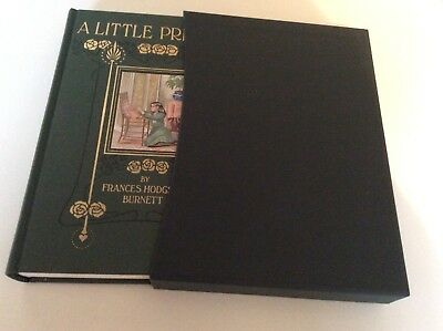 FRANCES HODGSON BURNETT --A LITTLE PRINCESS / Folio Society 2007