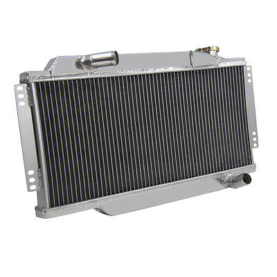 2ROW ALUMINIUM RADIATOR FOR Triumph Spitfire MARK III IV 1500 1964-1978 1965 66