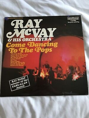 RAY McVAY Come Dancing To The Pops ( VINYL LP  )