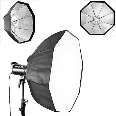 Neewer 80cm Studio Photo Octagon Umbrella Softbox Bowens Mount Holder with Bag