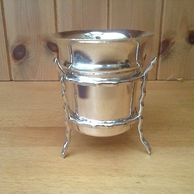 Vintage Silver Plated Cup/Dish/Vase