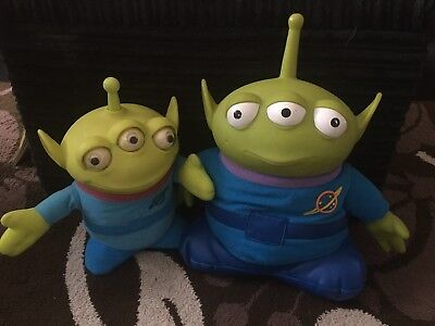 Talking Aliens From Toy Story