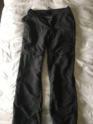 The North Face Ladies Hiking Trousers/shorts Size 8-10