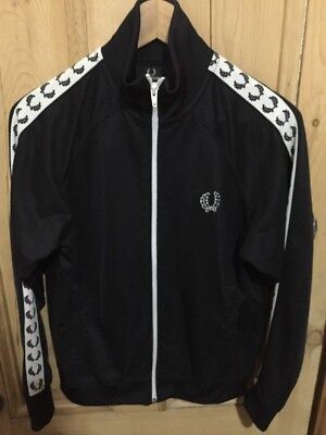 Fred Perry Large Boys Jacket
