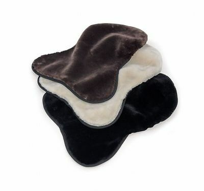 Shires SupaFleece Seat Saver Cover Pad Saddle Horse Pony Endurance Riding (5234)