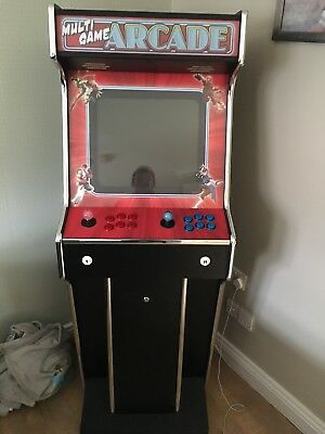 Arcade Machine - Present - Birthday 80s Men - Husband - Dad - Games