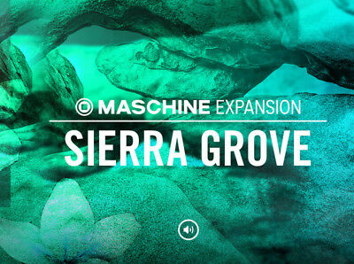 Native Instruments Maschine Expansion Pack - Sierra Grove