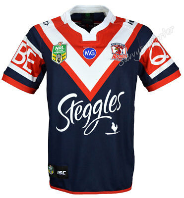 Sydney Roosters 2017 Mens Home Jersey 'Select Size' S-5XL BNWT