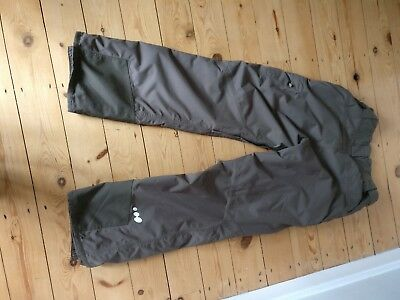 mens ski jacket and trousers