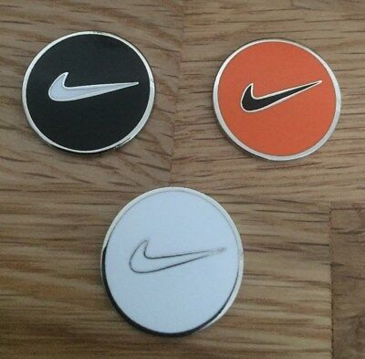 Set of three Magnetic golf ball markers                                m159