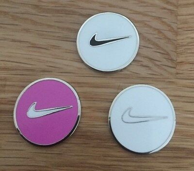 Set of three Magnetic golf ball markers                                m184