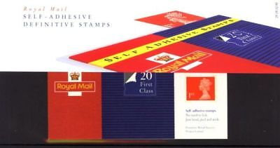 1993 Gb Royal Mail Presentation Pack No. 29 Of First Class Book