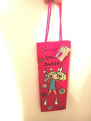 Lovely Bubbly Bang On The Door Gift Bag