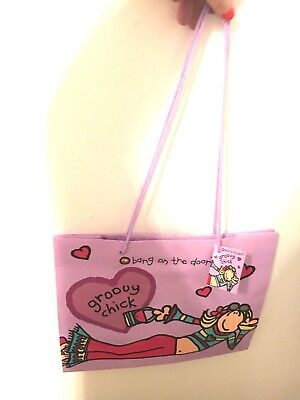 Bang On The Door Groovy Chick Gift Bag