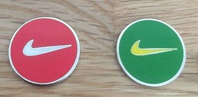 Set of two Magnetic golf ball markers                                  m173