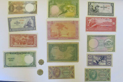 Viet Nam and military payment certificates.