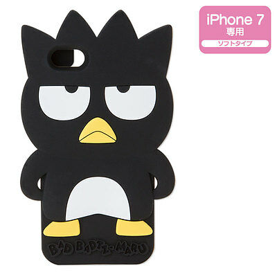 Sanrio IPhone 7 case with Bad Badtz Maru disguise seal from Japan shipping