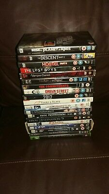 dvd joblot all in good condition