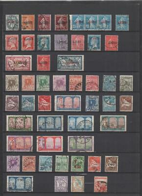 Algeria 1924 To Late Collection On 10 Pages