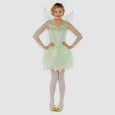 Tinker Bell Costume (Adults size Medium - Brand New)