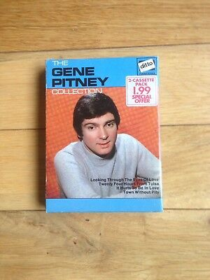 The Gene Pitney Collection Double Cassette Tape