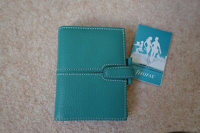 Filofax Mini Deluxe Leather Finchley Personal Organiser