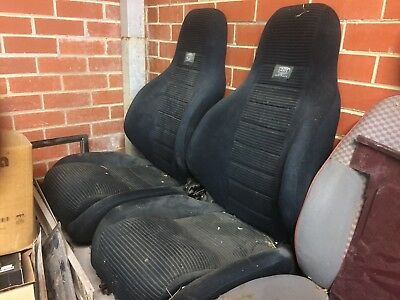 SAAS Seats Universal Fit Suit Valiant Charger