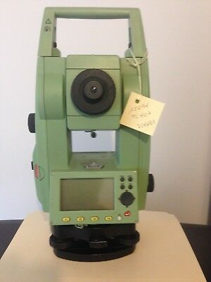Leica total station TC 407 Fully Tested And Calibrated