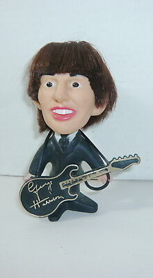 Vintage 1964 Remco Nems The Beatles George Harrison Doll